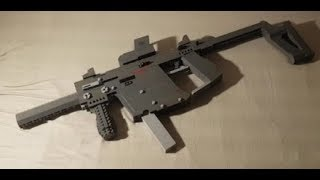 LEGO Kriss Vector