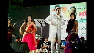 Best Pawan sinsh New Stage show bhojpuri main