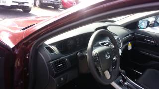 Download 2014 Honda Accord 4DR SPORT 3Gp Mp4