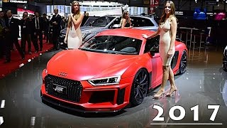 THE BEST CARS AT GENEVA MOTORSHOW 2017!!