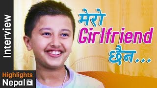 Highlights Talk With Child Actor Anubhav Regmi | Nepali Movie A MERO HAJUR 2