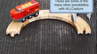 Video Maker ALLCapture records Robotic Loop ...