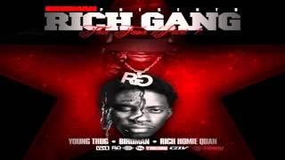 Rich Gang Flava ft.Young Thug & Rich Homie Quan (Rich Gang : Tha Tour)