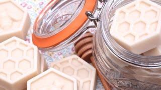 How To Make Milk n Honey Soap!