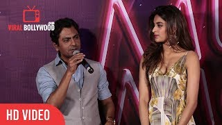 Nawazuddin Siddiqui Full Speech | Munna Michael Trailer Launch