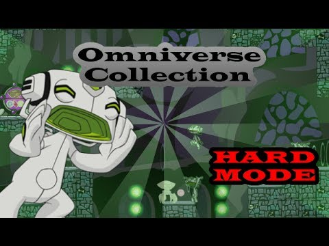 Ben10 Omniverse Collection Echo Echo Hard Mode Stinks to be me