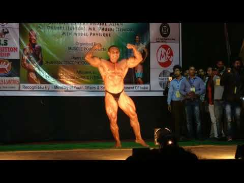 Xxx Mp4 Arambam Boby Singh At Dhubri IBBF 2017 Body Show Assam 03 Dec 2017 3gp Sex