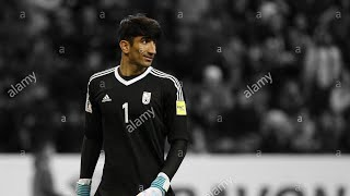 Alireza BEIRANVAND (Iran) vs./ Tunisia | International Friendly 2018