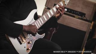 Tosin Abasi's Fishman Fluence Signature Pickup Shootout [4K]