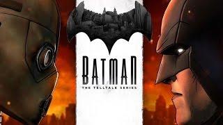 Batman All Cutscenes (Telltale Series) Game Movie | Episode 5: City of Light