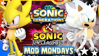 Sonic Generations - Eggmanland Remixed Stage - Mod Mondays