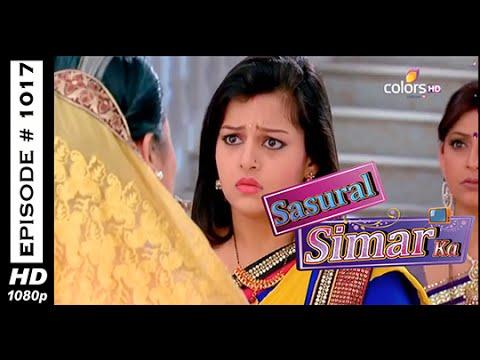 Sasural Simar Ka - ससुराल सीमर का - 6th November 2014 - Full Episode (HD)