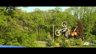 US AiRBAG Freefall & BMX at the Miller Compound!