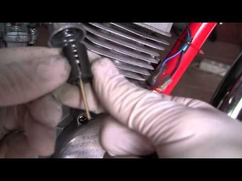 Afinação do carburador