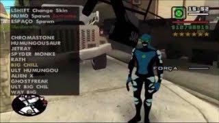 GTA Ben 10 Alien Force (Part 2)