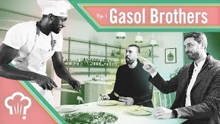 Marc and Pau Gasol show up together | How Hungry Are You?
