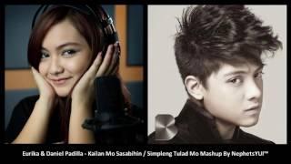 Kailan Mo Sasabihin / Simpleng Tulad Mo Mashup Teaser - Eurika & Daniel Padilla
