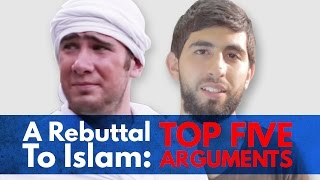 A Rebuttal To Islam: Top 5 Arguments || Louder With Crowder