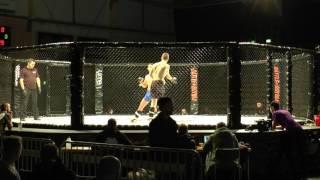 Serdar Atlas Hilti Fight Center Uppsala vs Dennis Rydén Coloseum Fight Center