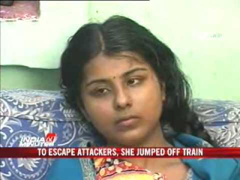 Woman risks life to escape rape