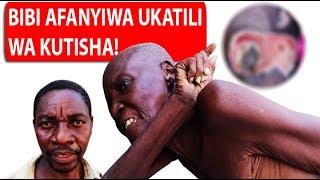 BIBI Afanyiwa Kitu Mbaya Na Mjukuu Wake / AELEZA Unyama Wa Kutisha