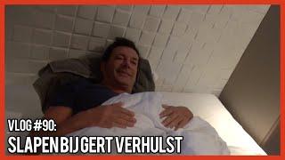 SLAPEN BIJ GERT VERHULST EN ONTMOETING MET CHARLENE TILTON - Gerard Joling #VLOG90