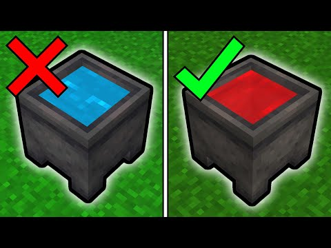 32 Minecraft Blocks You re Using Wrong