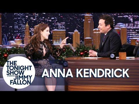 Xxx Mp4 Anna Kendrick Does Her Impression Of Kristen Stewart Talking About Pitch Perfect 3 3gp Sex