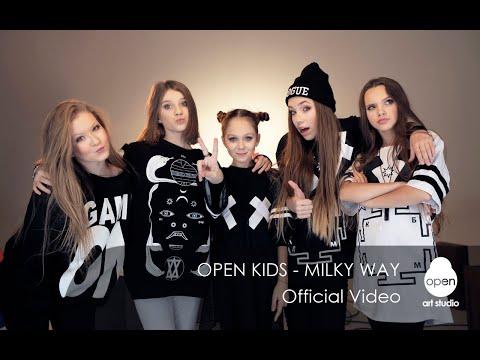 Xxx Mp4 Open Kids Milky Way Official Video 3gp Sex
