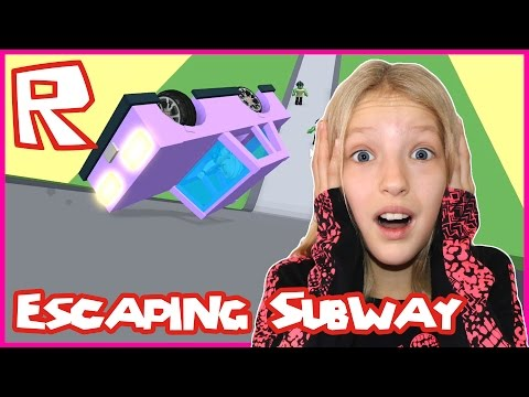 Escape The Subway Obby Roblox