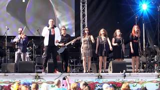 Ovidiu Komornyik si OK Band - Vreau sa zbor (Concert Parcul Herastrau)