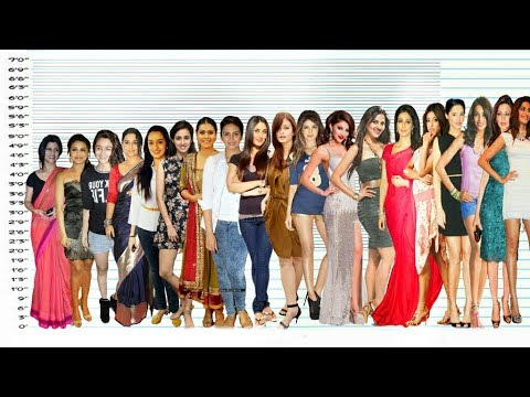 Xxx Mp4 Bollywood Actresses Height Comparison Shortest Vs Tallest 3gp Sex