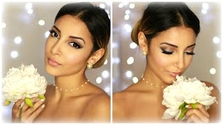 Bridal Wedding Make Up ❤ Maquillage de mariée
