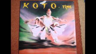 Koto - Time (History Mix) - Maxi Single - ZYX Records - 1989 (Vinyl)