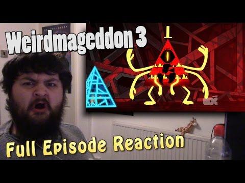 Xxx Mp4 Gravity Falls Weirdmageddon 3 Season 2 Episode 20 Finale FULL EPISODE REACTION MrFreakins 3gp Sex