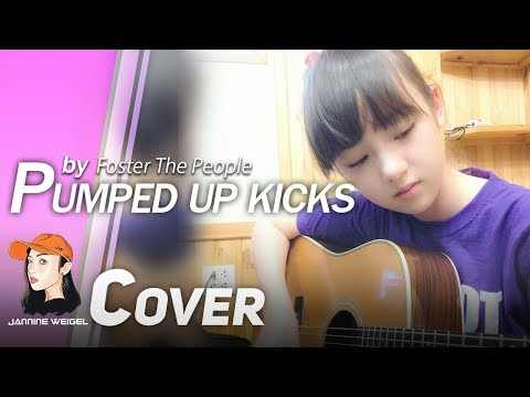 Xxx Mp4 Pumped Up Kicks Foster The People Cover By 12 Y O Jannine Weigel 3gp Sex