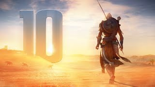 10 Things You Need To Know About Assassin's Creed Origins: The Action-RPG