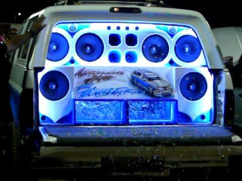 2do Sound Car Cabure 2010 Bronco Blanca