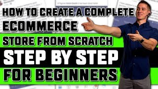 🤓 Shopify Tutorial for Beginners | How to Set Up a Profitable Shopify Store Step by Step in 2019!