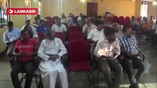 Tamil Makkal Peravi Meeting in Batticaloa