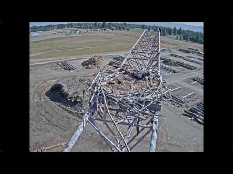 7/21/17..PLH Osprey Nest ~ Squirt Started It