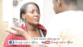 You cant serve two masters at ago.(Comedy made in Africa)