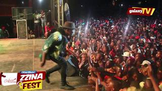 #ZzinaFest17 in videos - Geosteady's performance.