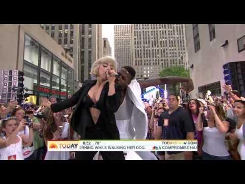 Lady Gaga - Alejandro (Live)