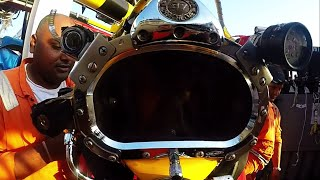 Offshore Commercial Diver Life - Come With Me Now, Kongos - GoPro