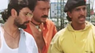 Nana Patekar bribes Tinu Anand - Gang