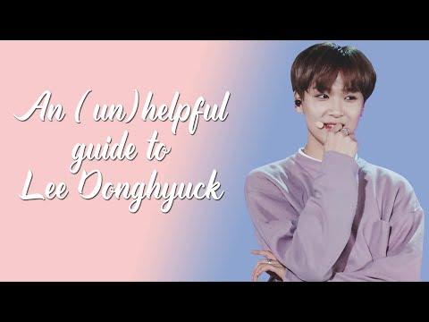An un helpful guide to Lee Donghyuck Haechan