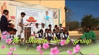 Zan zan zananlya - Dhanada Wagh, sidhhi deshmukh, gopal jangle, sva school