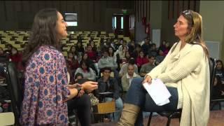 Entrevistas en el aula - Bárbara Sarasola Day (2/3)
