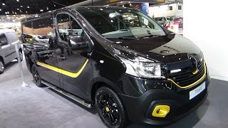 2017 Renault Trafic Formula Edition - Exterior and Interior - IAA Hannover 2016
